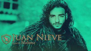 juan nieve 300x169 - Juan Magan Ft. Don Omar – Si Te Atreves