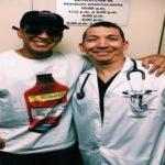 Daddy Yankee fue dado de alta