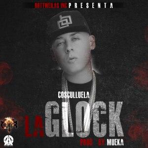 """1472751051cover600x6 - Cosculluela """"El Principe"""" – La Glock (Prod. By Mueka El Cerebro)"""