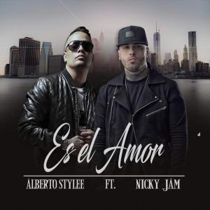 57db7498b43af - Alberto Stylee – Es el Amor (feat. Nicky Jam) – Single iTunes Plus AAC M4A 2016