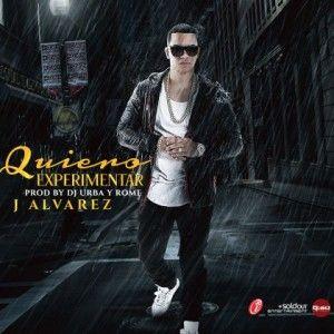 J Alvarez Quiero Experimentar 300x300 - Global Service (Cover y Tracklist)