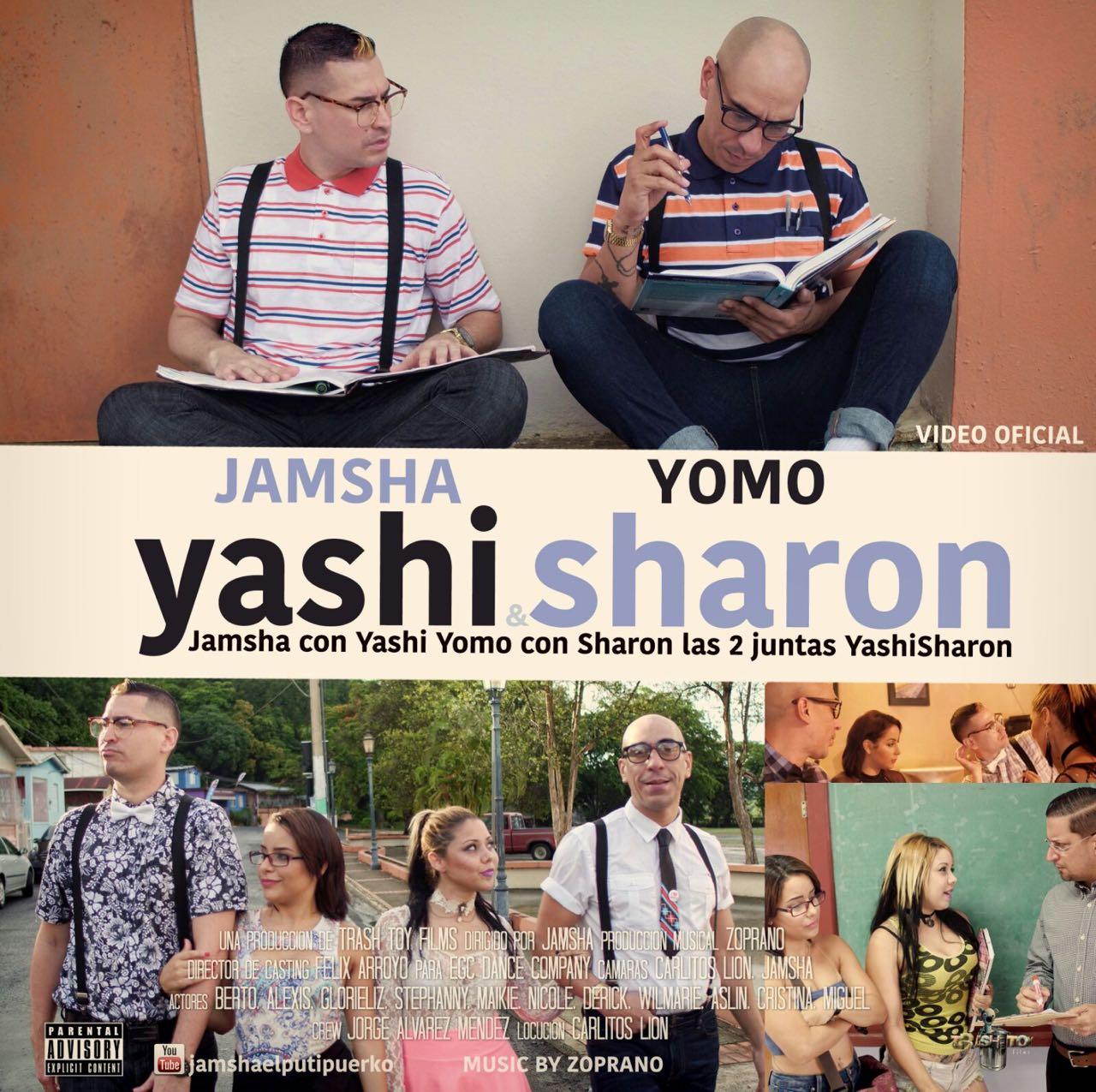 """Jamsha y Yomo llegan a medio millón de visitas con """"Yashi y Sharon"""" - Jamsha y Yomo llegan a medio millón de visitas con """"Yashi y Sharon"""""""