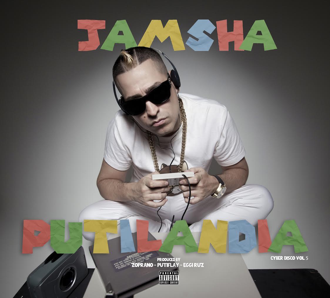 jamsha putilandia - Cover: Jamsha - Putilandia
