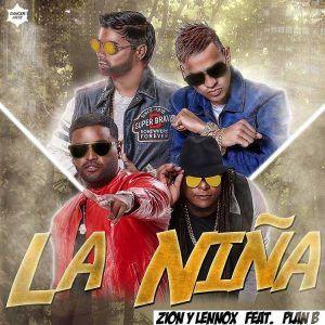 mzGVfJa - Zion & Lennox Ft Plan B - La Niña (Motivan2)