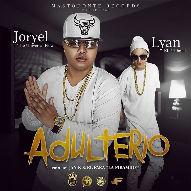 FINAL800 - Joryel Ft. Lyan El Palabreal - Adulterio (Coming Soon)
