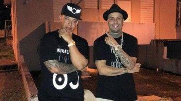 """d 1 - Daddy Yankee y Nicky Jam """"Los Cangris"""" juntos nuevamente"""