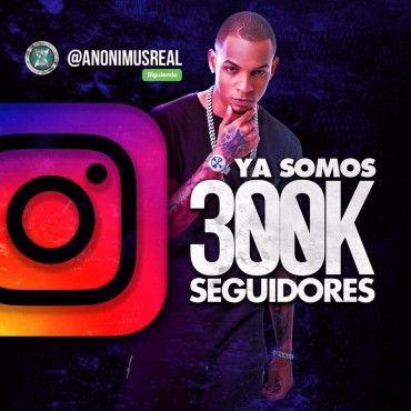 1479904373anonimus30 - Anonimus Celebra 300 Mil Seguidores En Instagram