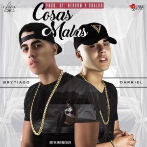 Brytiago Ft. Darkiel Cosas Malas 300x300 - Jay Maly, Jacob Forever - Cositas Malas (Official Video)