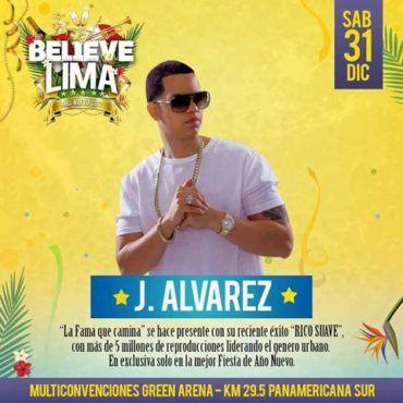 1480782875 107 J Alvarez y De La Ghetto celebrar%C3%A1n A%C3%B1o Nuevo en Lima 370x370 - J Alvarez y De La Ghetto Celebrarán Año Nuevo En Lima