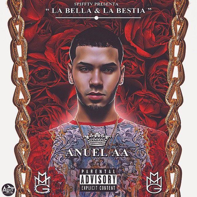 ANUELAA - Anuel AA – La Bella Y La Bestia
