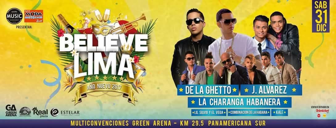 J Alvarez y De La Ghetto celebrarán Año Nuevo en Lima - J Alvarez y De La Ghetto Celebrarán Año Nuevo En Lima