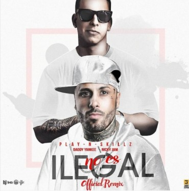 1488246967dady - Cover: Play-N-Skillz Ft. Daddy Yankee Y Nicky Jam – Not a Crime (No Es Ilegal) (Remix)