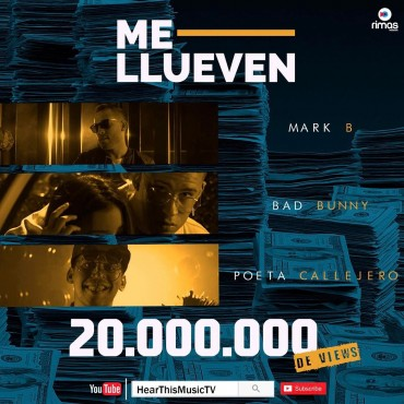 1488307426melluevenn - Jowell & Randy Ft Polakan & El Mayor Clasico – Llueven Los Bootys (Remix) (Video Preview)