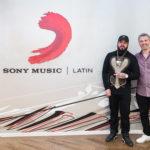 """SpiffTV Firma Con Sony Music Latin Para El Lanzamiento De """"The Union"""""""