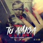 Jam C Ft. Chyno Nyno, Jersey, Alex y Yenza - La Nena Es Afuego (Official Rmx)