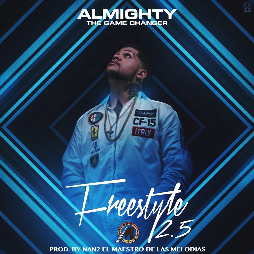 NALDO - Almighty – Freestyle 2.5 (Prod. Nan2 El Maestro De Las Melodias)