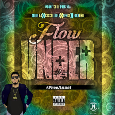 flow e1489465496459 - Anuel AA Ft. Cosculluela, Ñengo Flow Y Farruko - Flow Under (Mix)