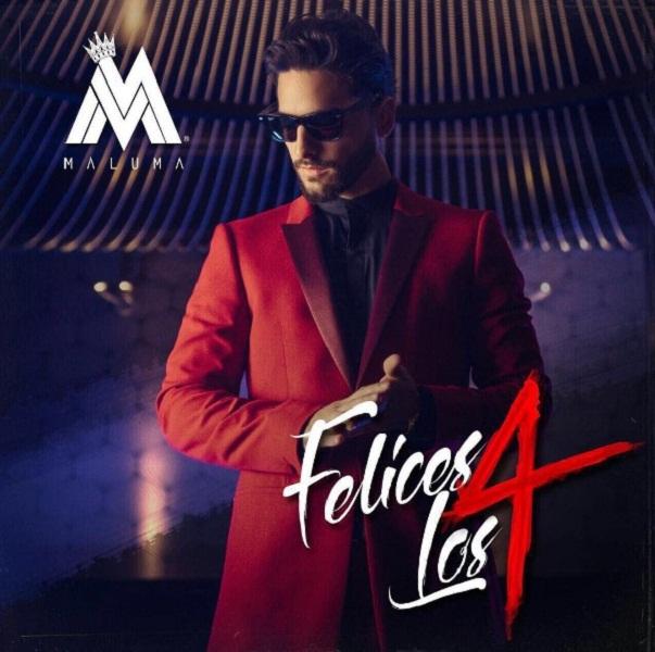 """Felices Los 4"""" Sera El Nuevo Sencillo Promocional de Maluma - """"Felices Los 4"""" Sera El Nuevo Sencillo Promocional De Maluma"""