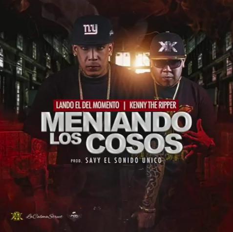 12 - Lando La Piramide De Oro ft. Kenny The Ripper - Meneando Los Cosos