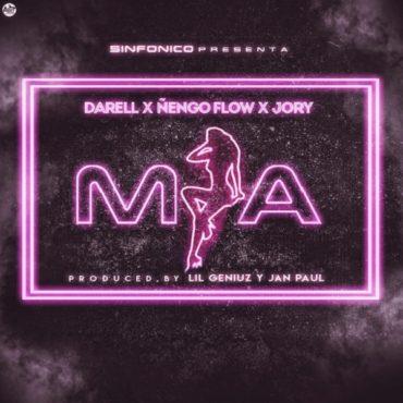 Cover Darell Ft. Ñengo Flow Y Jory Boy La Mia Prod. Lil Geniuz Y Jan Paul 370x370 - Cover: Darell Ft. Ñengo Flow Y Jory Boy – Mia (Prod. Lil Geniuz Y Jan Paul)
