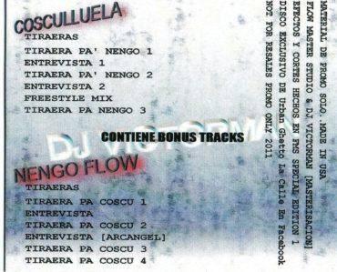 Dj Victorman Back Cover Nengo Vs Coscu 370x299 4 - Cosculluela Vs. Ñengo Flow - Special Edition (Mixed by DJ Victorman) (2011)