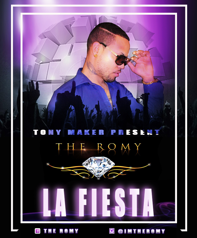 romy - The Romy – La Fiesta (Prod. Tony Maker)