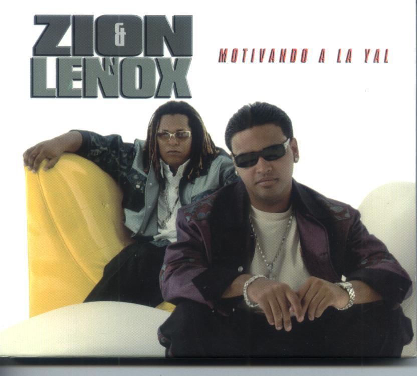 zionylennox - Zion & Lennox Ft Yaga & Mackie - Enamórate
