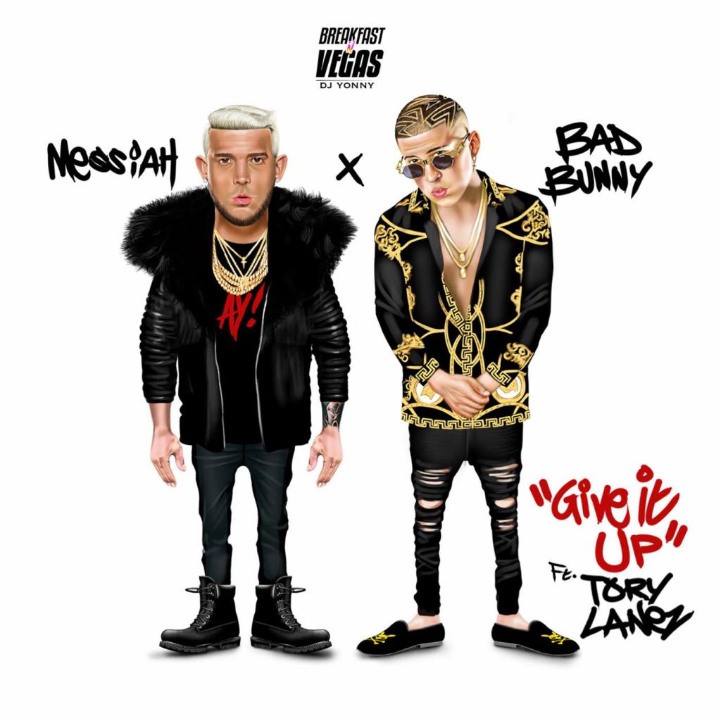 DEnyel feat.Jey M Ozuna Bryant Myers Brytiago Alexio Hablale Remix 4 - Messiah Ft. Bad Bunny – Give It Up (Spanish Remix)