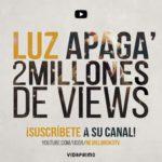DJ Elektrik Jamby El Favo Ñejo Gotay y Anonimus Llegan a 2 millones de vistas con Luz Apaga 150x150 - Juanes – La Luz (Detras De Camaras) (2014)