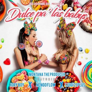 Encanto 3 - Montana The Producer Ft. Jory Boy, Ñengo Flow Y Luigi 21 Plus – Dulce Pa Las Babys