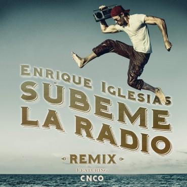 MJ 10 - Enrique Iglesias Ft. CNCO - Subeme La Radio Remix