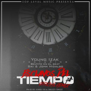 """Top Level Music Presenta """"Esclavos Del Tiempo"""" Remix de Young Izak 370x370 - Giovanny Ft Anonimus – Correrás Por Mi Tiempo (Preview) (Flow Music)"""