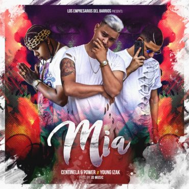 Young Izak Ft. Centinela Y Power Mia Prod. JD Music 370x370 - Cosculluela - Con To El Power (Preview)