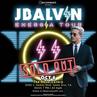 dzWC34E 23 - J Balvin listo para su tour 'Energía' Por estados unidos