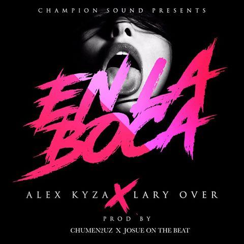 dzWC34E 26 - Alex Kyza Ft. Lary Over - En La Boca