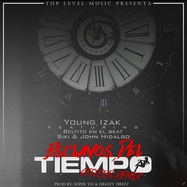 """x7x1nop copia - """"Esclavos Del Tiempo Remix"""" Con Gran Euforia Por Su Estreno"""