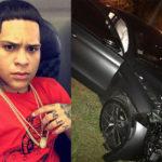Almighty Sufre Accidente Automovilistico 150x150 - Ultimo minuto Baby Rasta sufre accidente en su carro