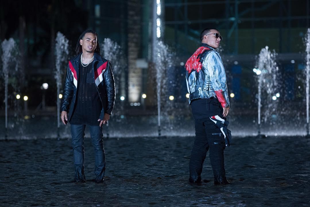 """Daddy Yankee estrena su nuevo videoclip con Ozuna La Rompe Corazones - Daddy Yankee Estrena Nuevo Videoclip Con Ozuna """"La Rompe Corazones"""""""