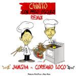 Jamsha ft. Coreano Loco Chinito Con Pelo Osculo cover 150x150 - Ñengo Flow se cabrea conmigo (Coreano Loco)