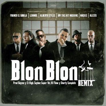 blon 370x370 - Biw Ft. Opi The Hit Machine Y Alberto Stylee – Ven Conmigo (Video Lyric)