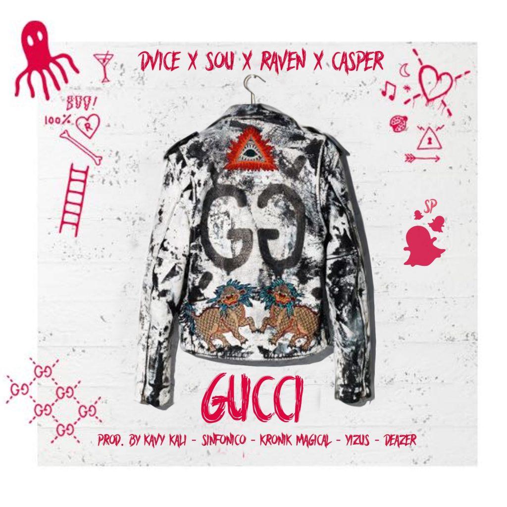 gu - Dvice Ft. Sou El Flotador, Raven & Casper Magico – Gucci
