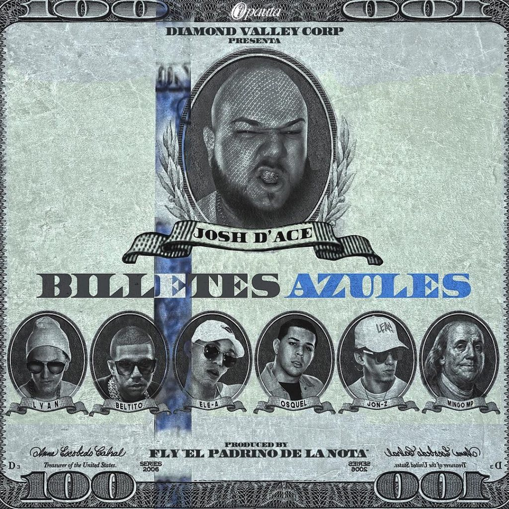 bi - Josh D Ace Ft. Lyan, Jon Z, Ele A, Osquel, Mingo MP y Beltito - Billetes Azules