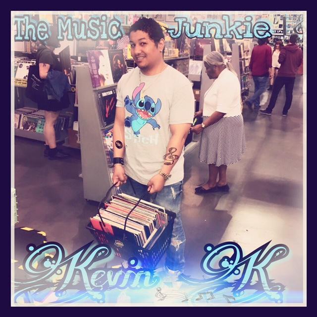 estrenos 2 - Kevin K Presenta The Music Junkie (CD)