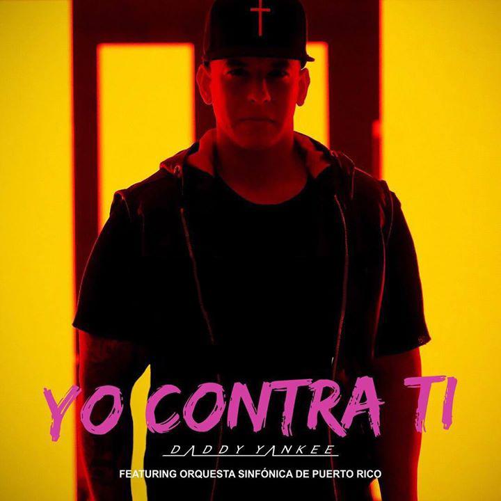 00. Mäuss X Cover 37 - Daddy Yankee – Yo Contra Ti