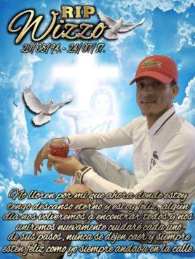 rip 278x370 - Jacob Forever, Chulo, El Pocho - Bien Lejos