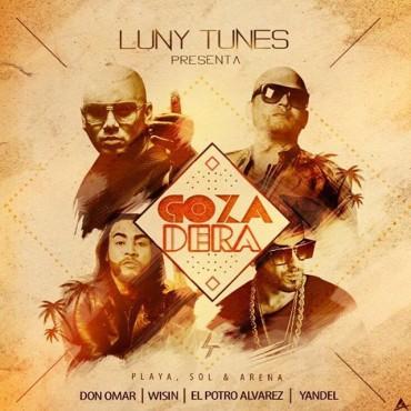 00. Mäuss Cover 18 - Daddy Yankee Ft. Don Omar, Wisin y Yandel Y El Potro Alvarez - Gozadera (Mas Flow 3)