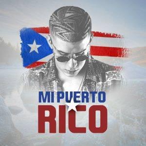 00. Mäuss Cover 20 - Bad Bunny - Mi Puerto Rico