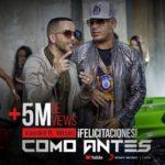 Como Antes 150x150 - Yandel @ Tropicana FM (Entrevista) (2013)
