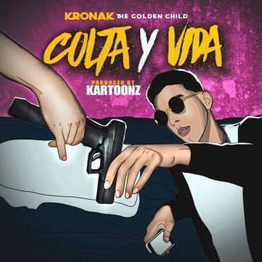 """1508788067kronakkk - ¡Hoy! Kronak Presentará """"Colta Y Vida"""""""