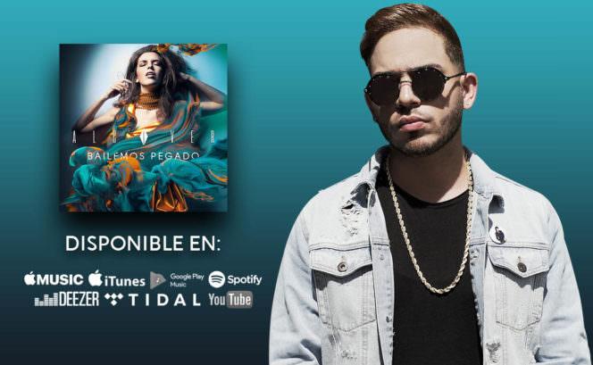 """IG4CH6T - Alcover lanza su nueva canción """"Bailemos Pegado"""""""